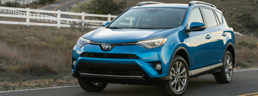 2016 Toyota RAV4 Cargo Space And Utility Options