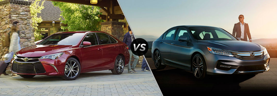 2016 camry colors for Honda accord vs toyota camry 2017