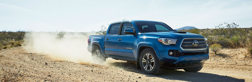 2017 Toyota Tacoma Specs And Features