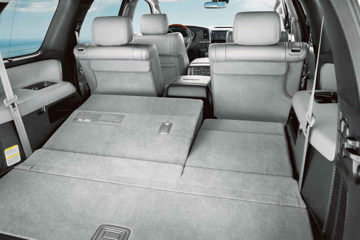 take a look at the 2018 toyota sequoia 39 s style performance. Black Bedroom Furniture Sets. Home Design Ideas