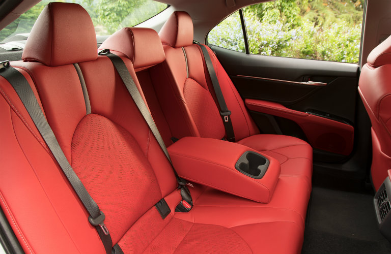 Toyota Camry Seat Covers 2018 - Velcromag