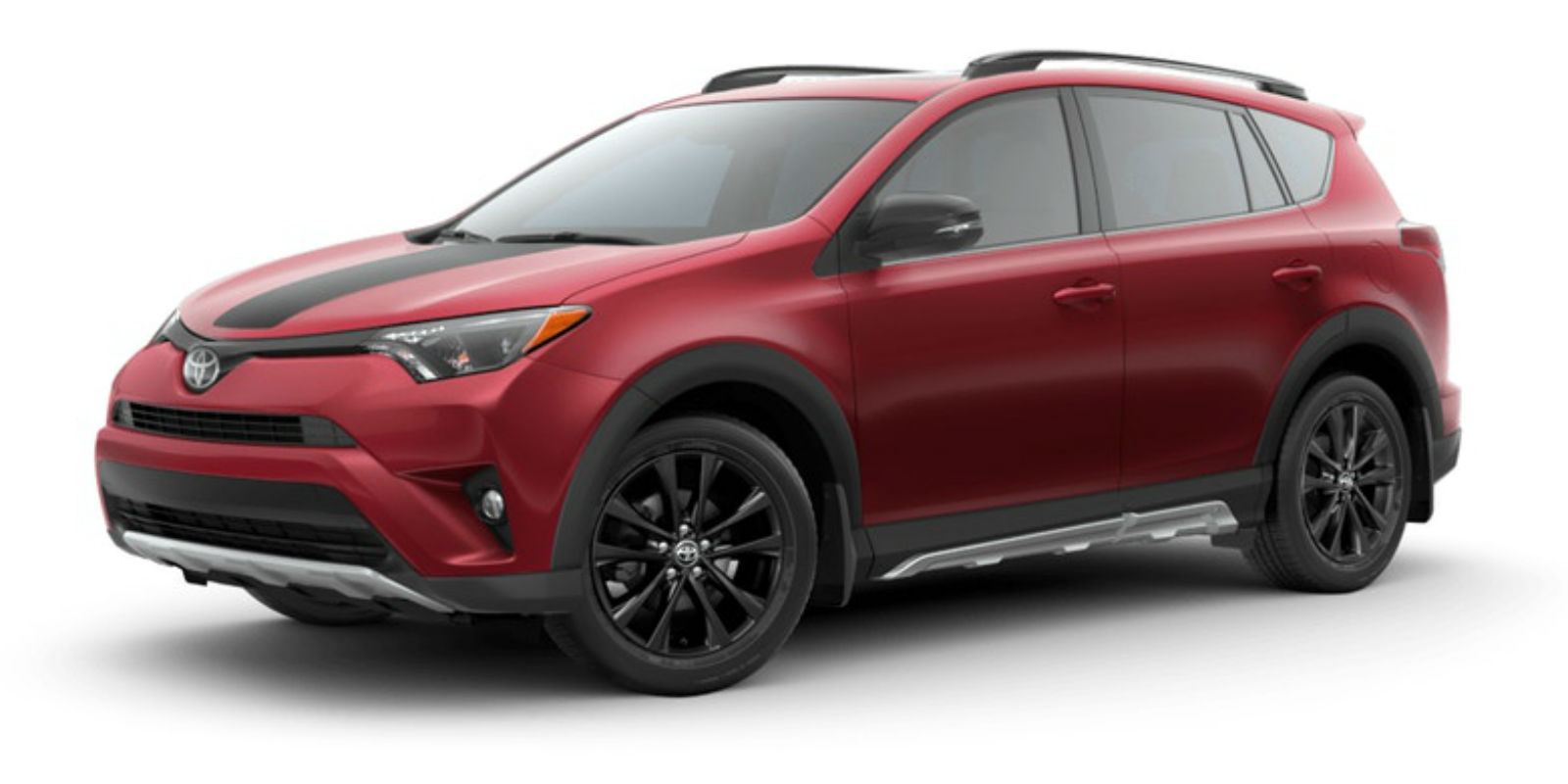 What Are The Color Options Of The 2018 Toyota Rav4 Cava
