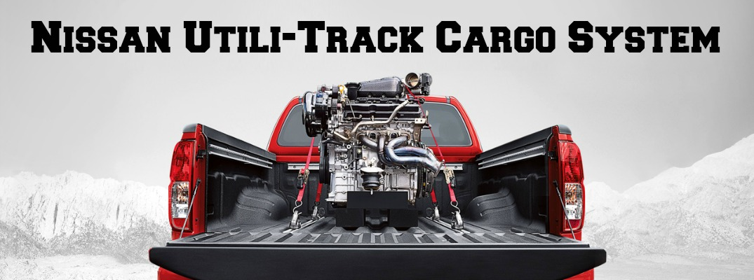 What Is The Nissan Utili Track Cargo System