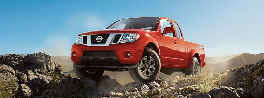2016 Nissan Frontier Features Hudson Valley Ny