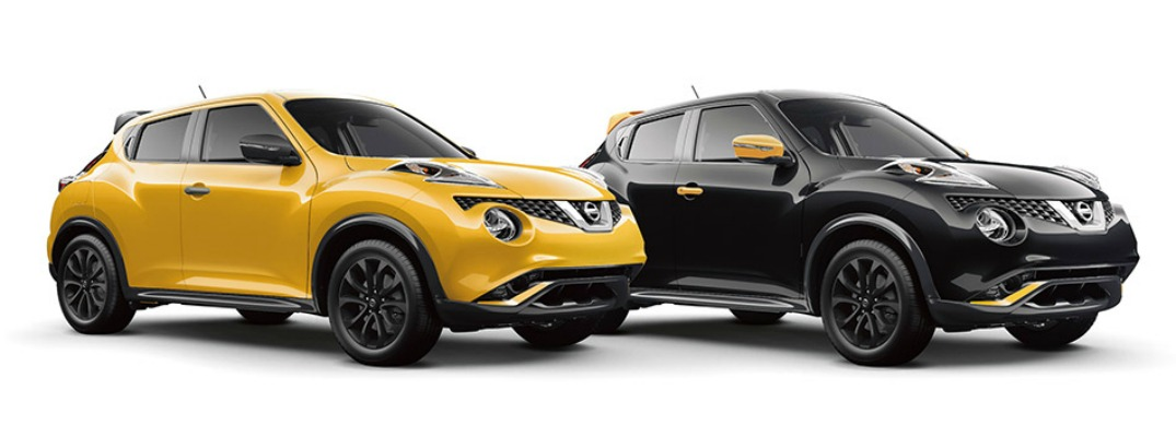 The Four Best Things About The 2016 Nissan Juke