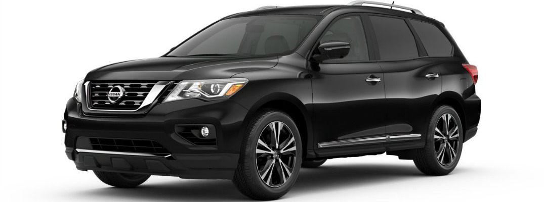 2017 Nissan Pathfinder New Features