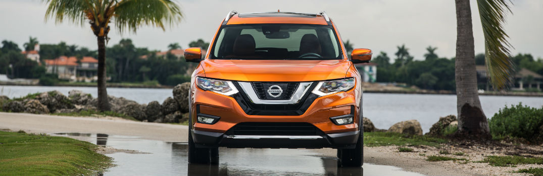 2017 Nissan Rogue Fuel Efficiency And Powertrain Features