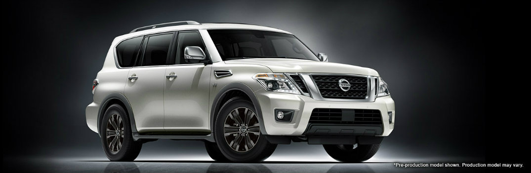 How Much can the 2017 Nissan Armada Carry?