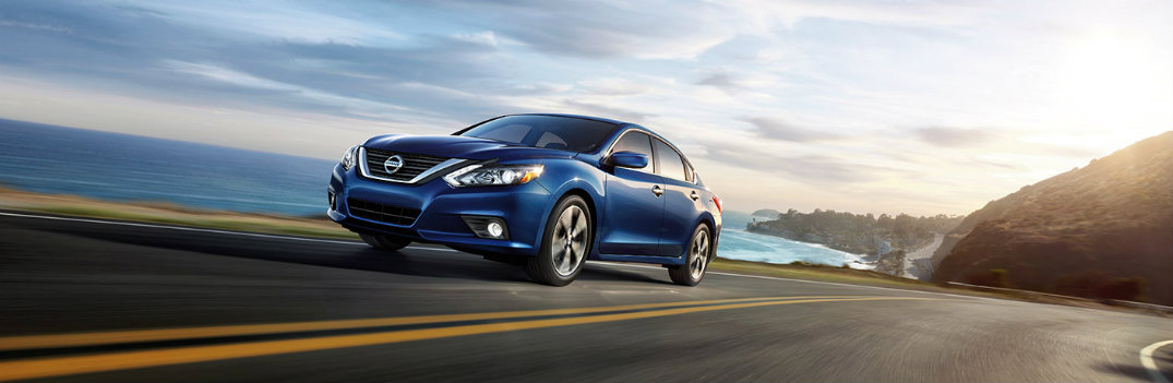 What Colors Does the 2017 Nissan Altima Come In?