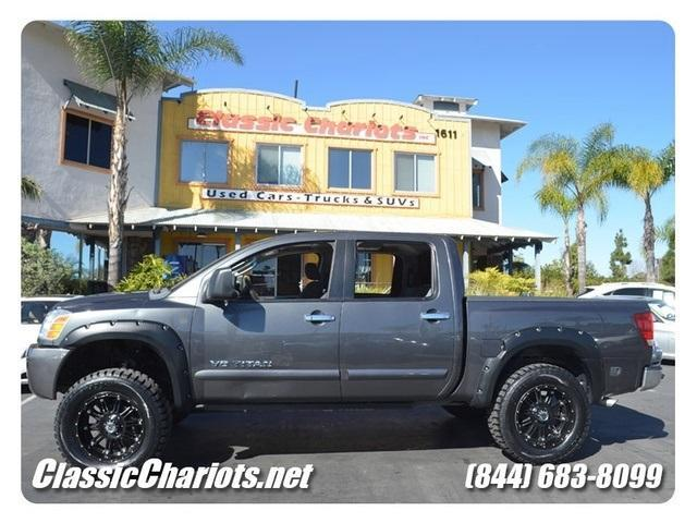 Sold 2007 Nissan Titan Le Lifted New Tires Low