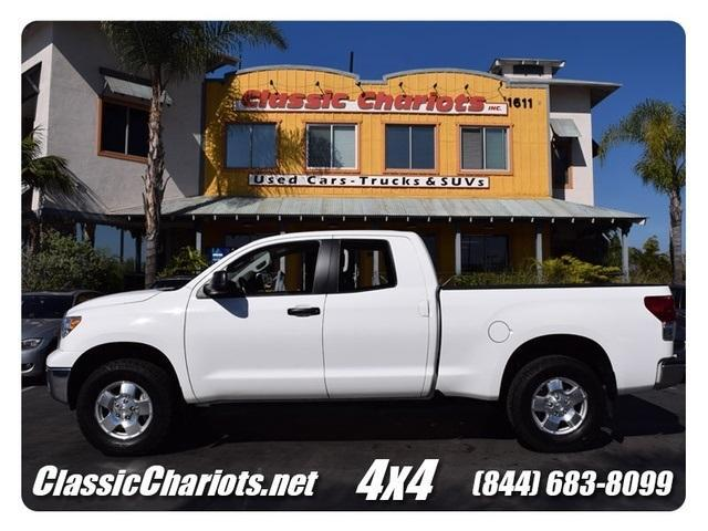 Sold 2013 Toyota Tundra 4x4 Crew Cab Super Low Miles