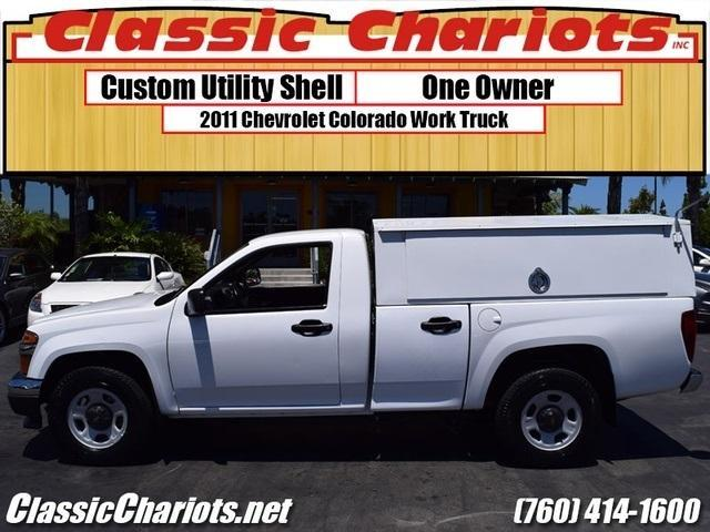 Used Cargo Vans For Sale Near Me >> **SOLD**Used Commercial Vehicles Near Me - 2011 Chevrolet ...