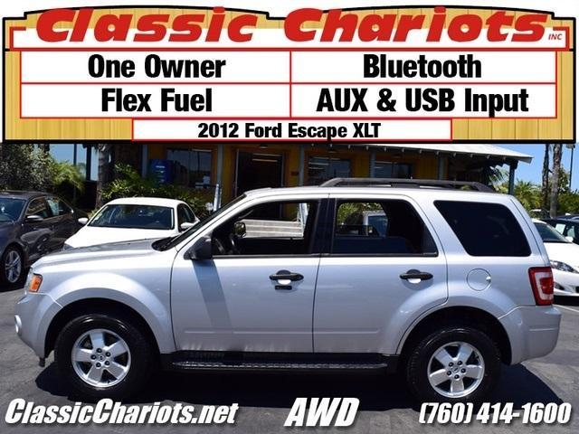 Sold Used Suv Near Me 2012 Ford Escape Xlt Awd With