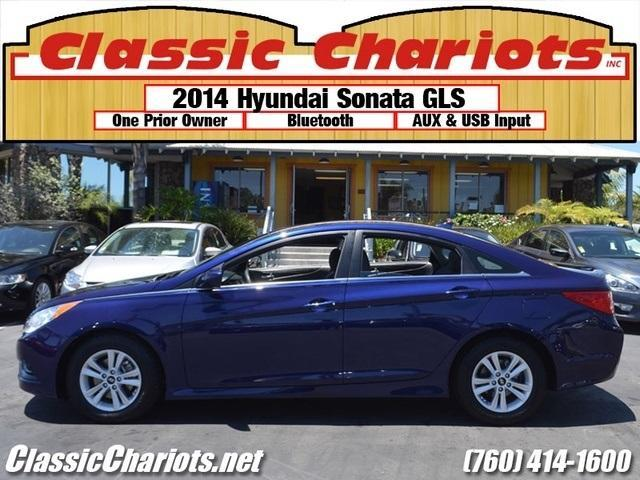Cars For Sale Under 1500 Near Me >> Used Car Near Me - 2014 Hyundai Sonata GLS with One Prior ...