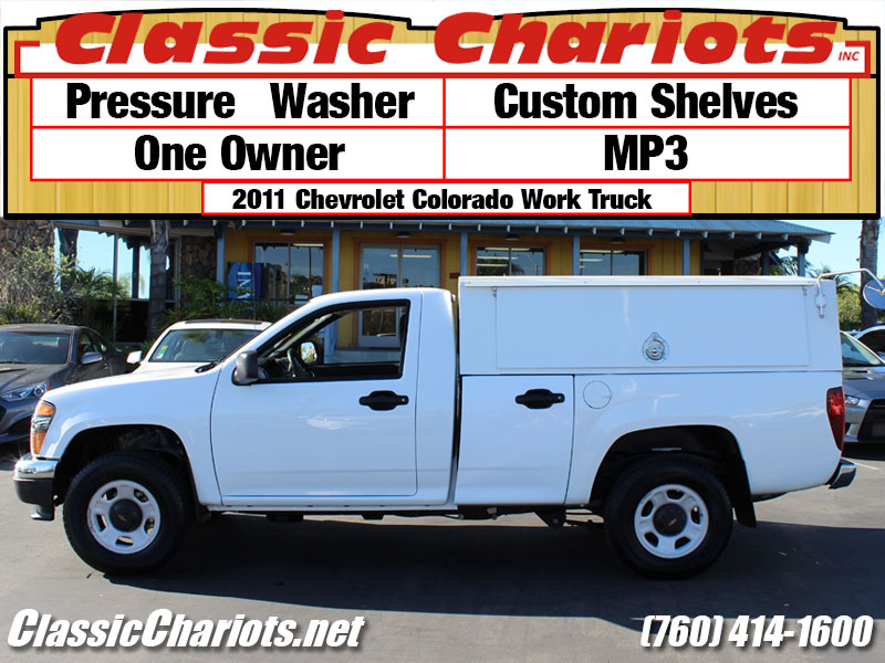 Sold Used Truck Near Me 2011 Chevrolet Colorado