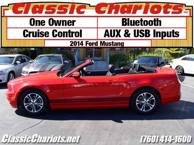 Kia Dealership Near Me >> **SOLD**Used Sport Car Near Me - 2014 Ford Mustang V6 with ...