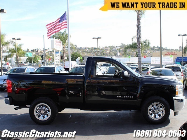Sold Used Truck Near Me 2012 Chevrolet Silverado 1500 Ls With Tow Package Bluetooth And On