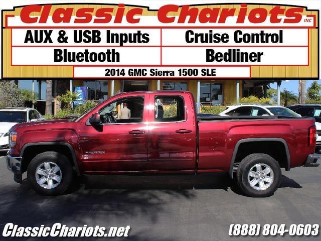 Used Cargo Vans For Sale Near Me >> **sold**Used Truck Near Me - 2014 GMC Sierra 1500 SLE with ...