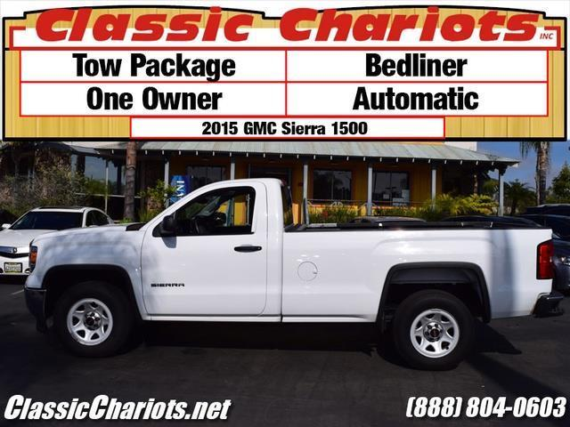 Sold Used Truck Near Me 2015 Gmc Sierra 1500 With Tow