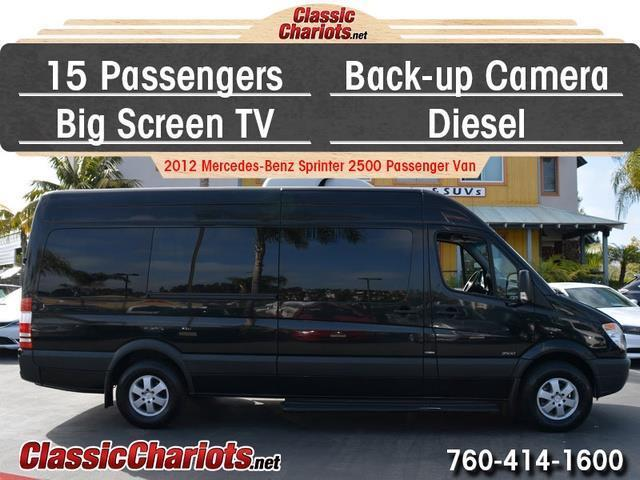 Sold Used Passenger Van Near Me 2012 Mercedes Benz