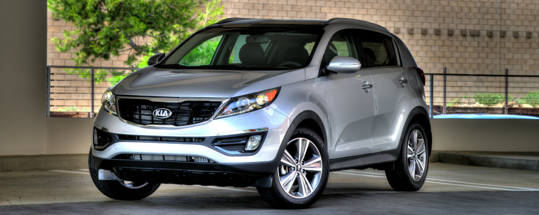 2016 Kia Sportage Towing