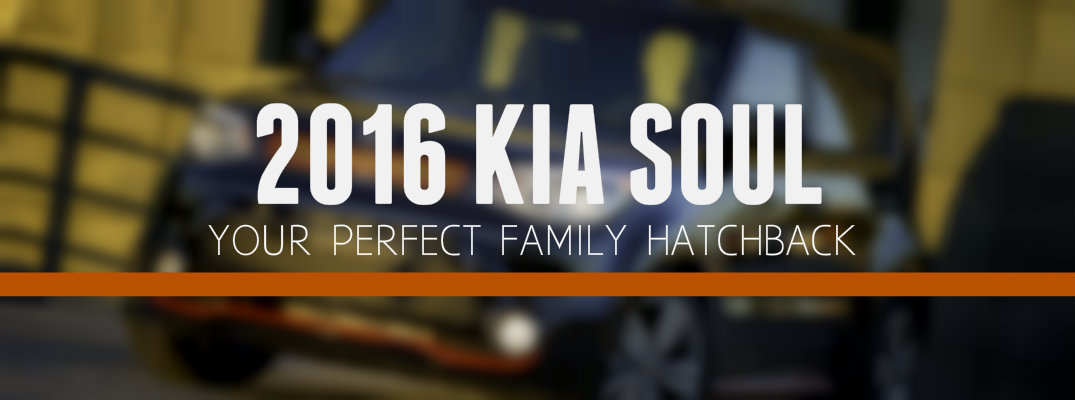 2016 Kia Soul Ratings for Families
