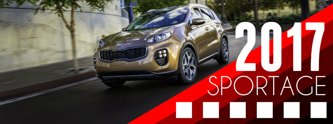 2017 Kia Sportage in Xmen Advertisement