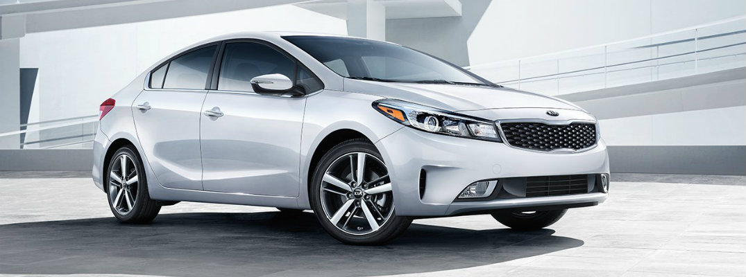 2017 Kia Forte Redesign Features