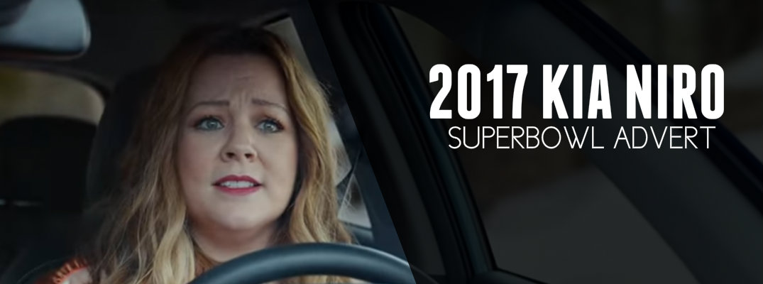 2017 Kia Niro Superbowl Advertisement Video Clip