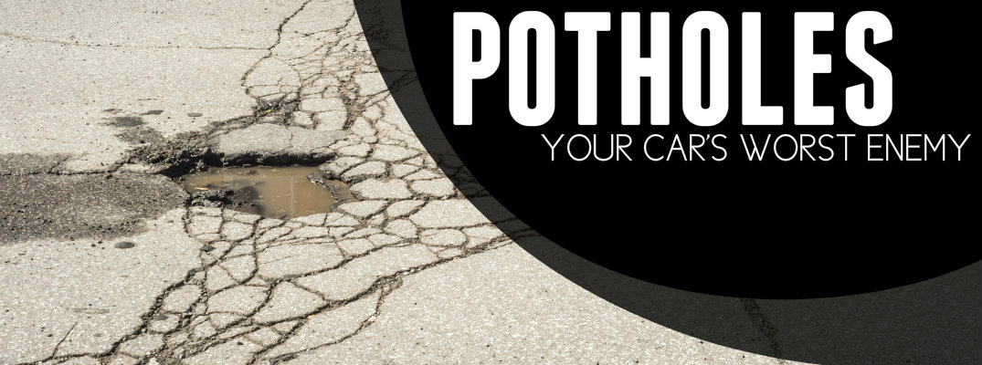 How to Check for Pothole Damage