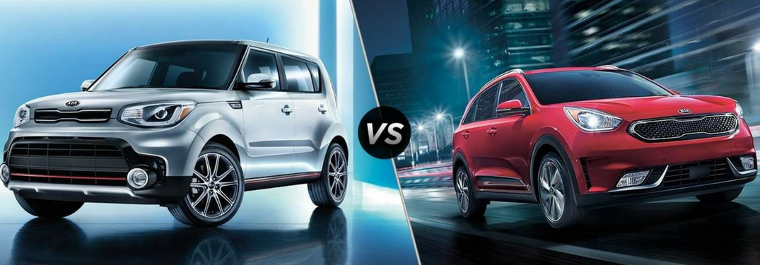 What's the difference between Kia's compact crossovers?