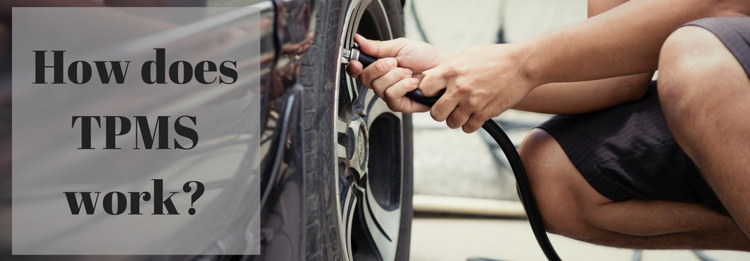 How does my Tire Pressure Monitoring System work?