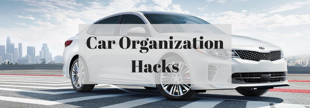 Car Organization Hacks