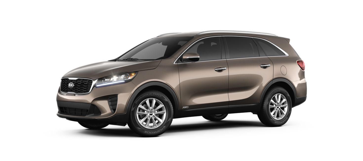 2019 Kia Sorento Dragon Brown