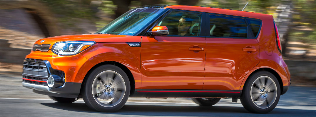 What Trim Levels are Available for the 2019 Kia Soul?