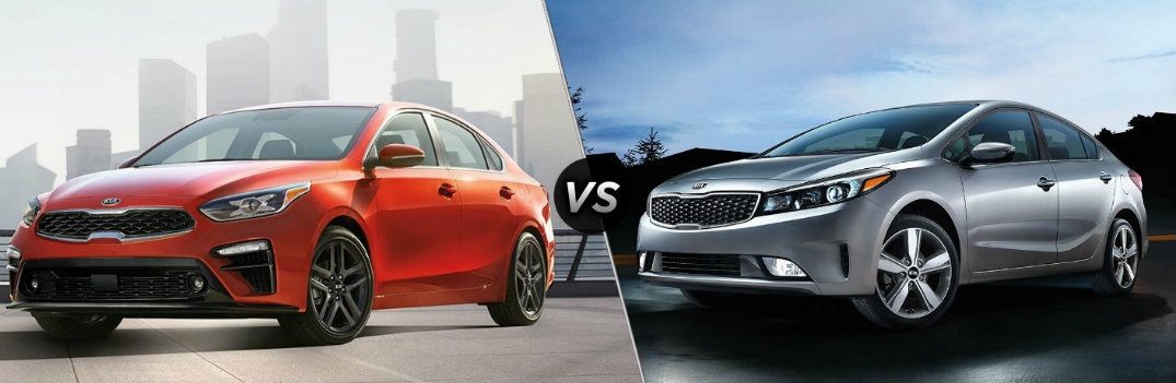 What's the Difference Between the 2019 and 2018 Kia Forte?