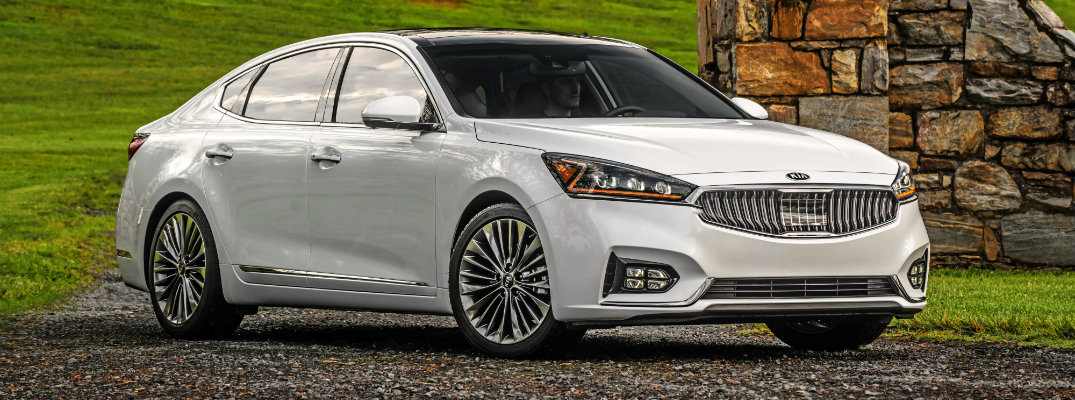 What are the Color Options for the 2019 Kia Cadenza?