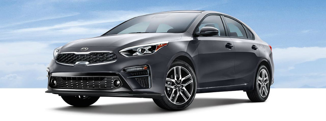 What are the Available Trim Levels of the 2019 Kia Forte?