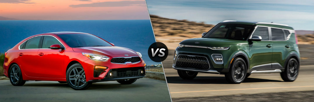Is the Kia Forte or the Kia Soul the Better Compact Model?