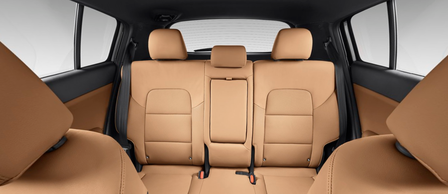 2020 Kia Sportage Beige Color Pack Leather