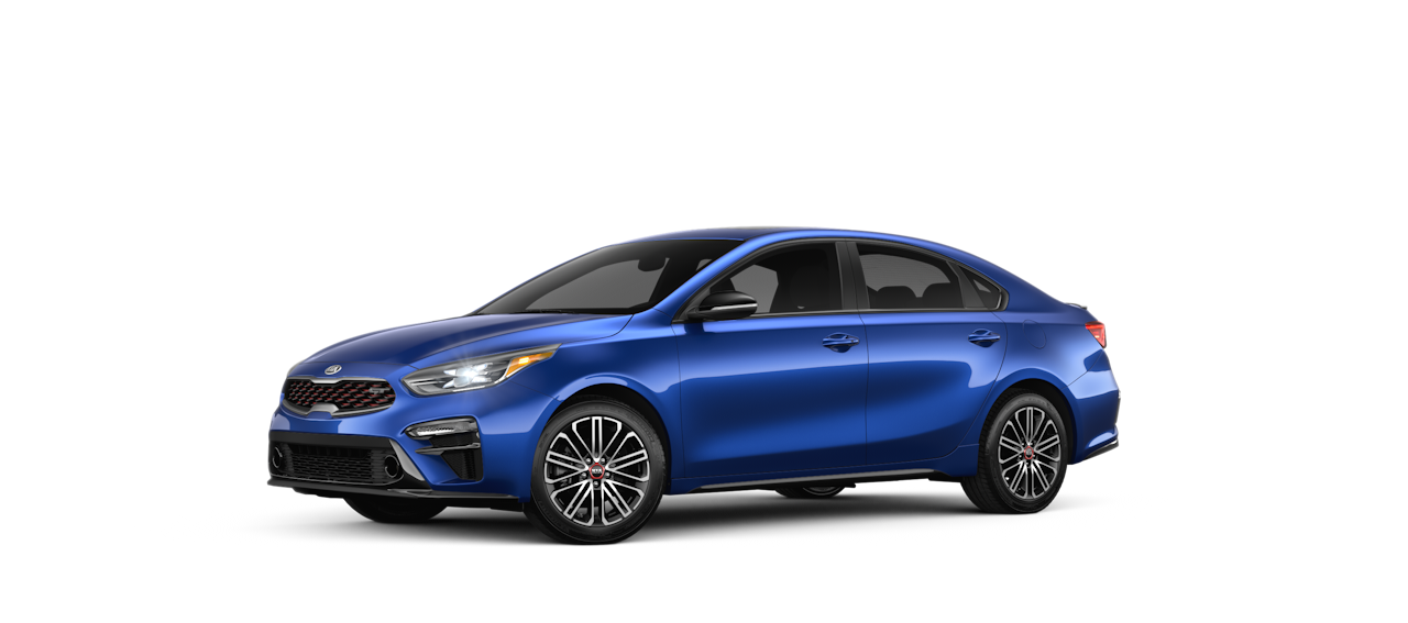 2020 Kia Forte Deep Sea Blue