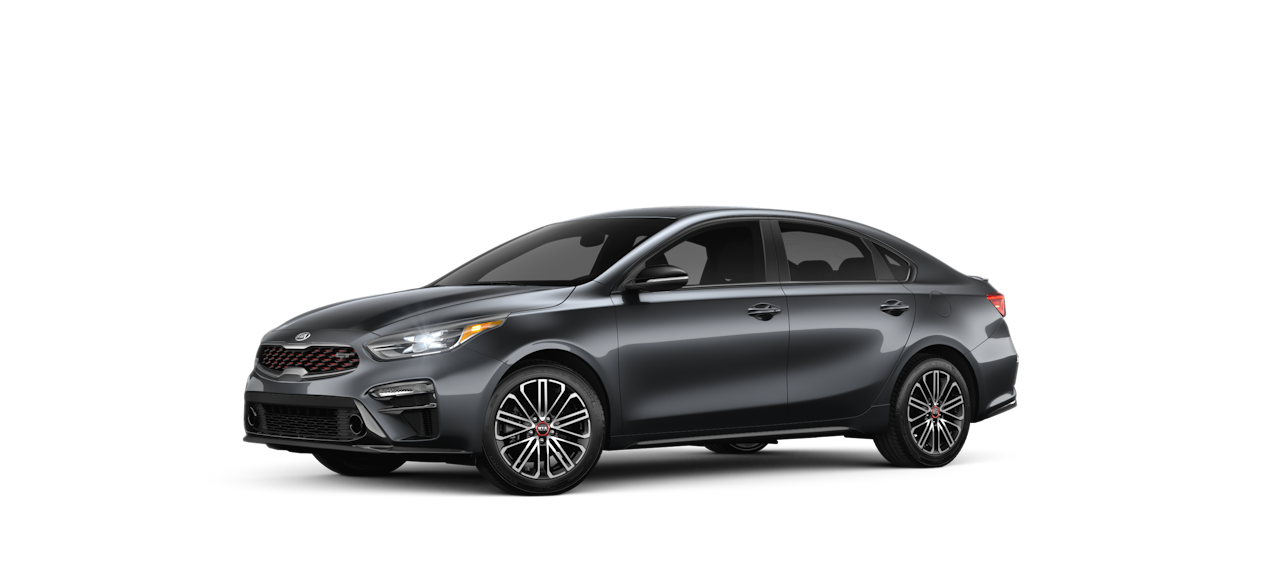 2020 Kia Forte Gravity Grey