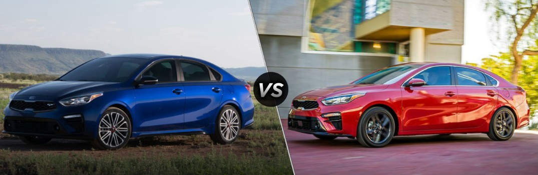 What are the Differences Between the 2020 and 2019 Kia Forte?