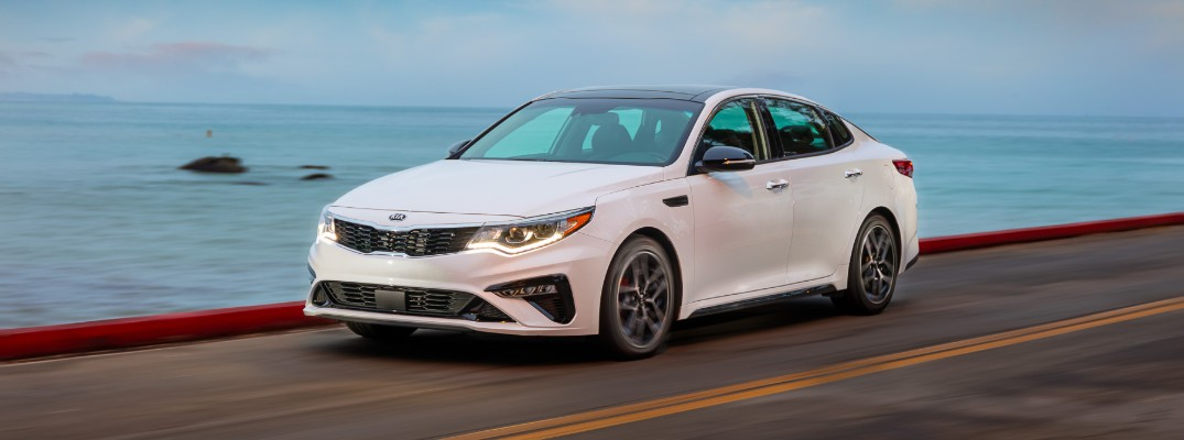 What's New with the 2020 Kia Optima Sedan?