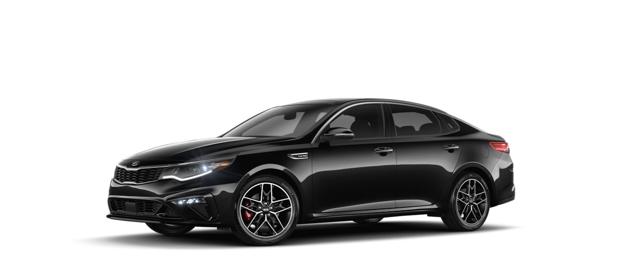 2020 Kia Optima Ebony Black