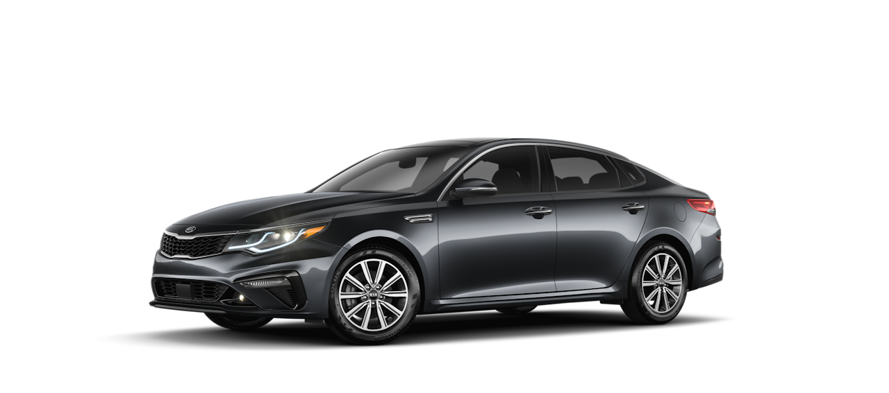 2020 Kia Optima Gravity Grey