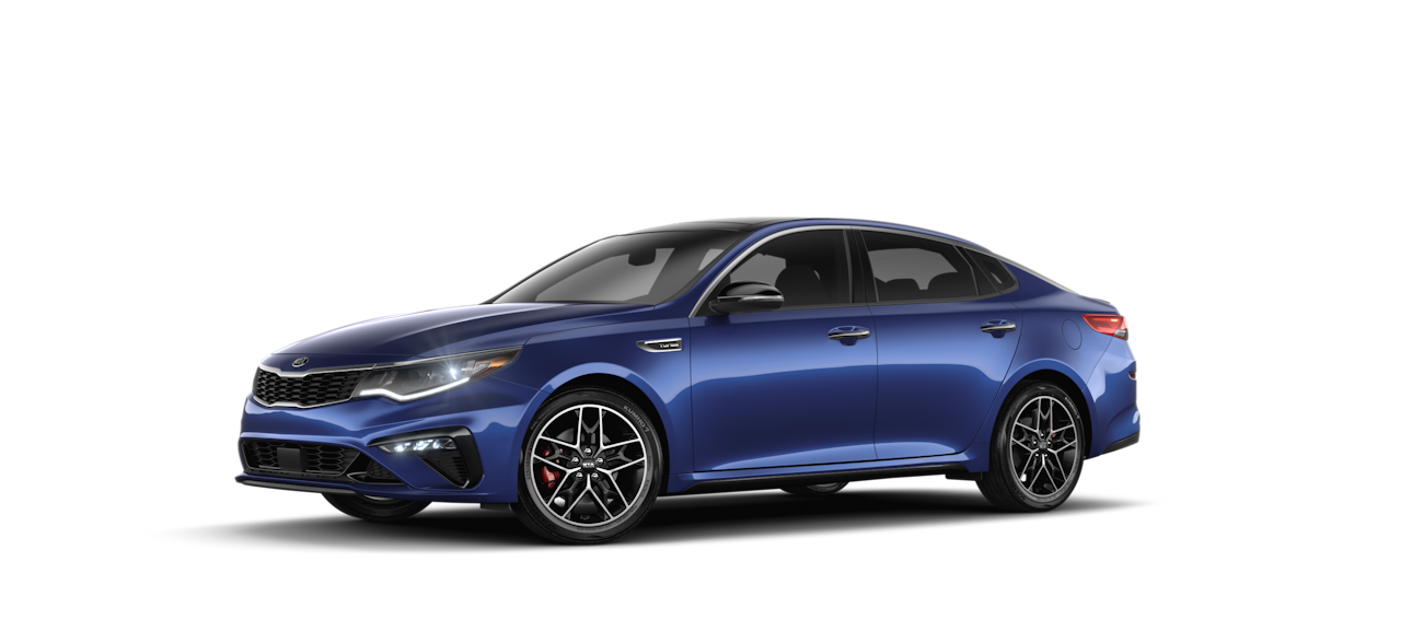 2020 Kia Optima Horizon Blue