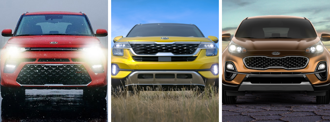 What are the Differences Between the Kia Soul, Seltos, and Sportage?