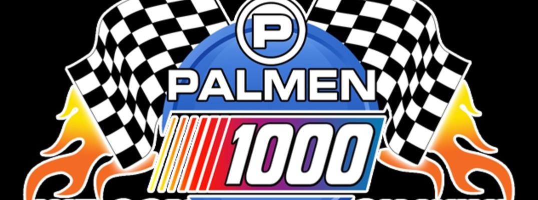 Palmen 1000 sales event logo