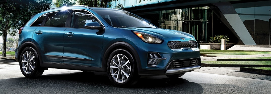 What are the Color Options for the 2020 Kia Niro?
